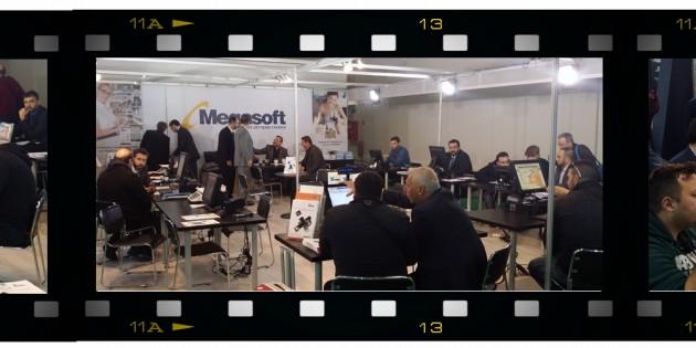 Δυναμική η παρουσία της Megasoft στην έκθεση HORECA